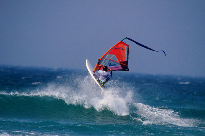 Tiree Wave Classic Windsurfing Competition
