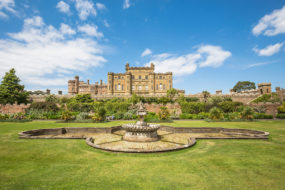 Culzean Castle and Country Park in South Ayrshire
