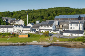 Jura Whisky Distillery