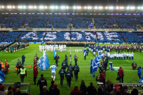 Murrayfield Stadium, Edinburgh