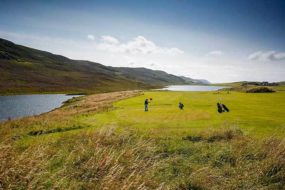 Shetland Golf