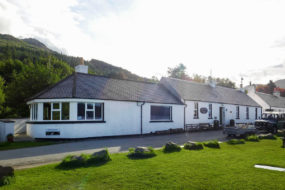The Old Forge pub in Inverie on the Knoydart Peninsula