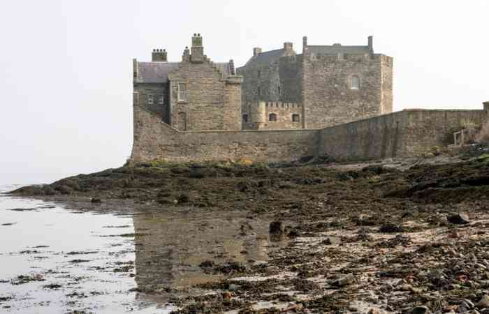 Craigmillar Castle 1