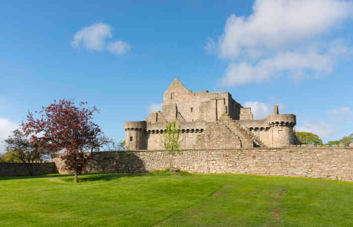 Craigmillar Castle 7