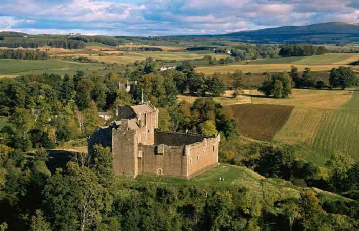 Doune Castle 1