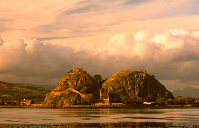 Dumbarton Castle 2