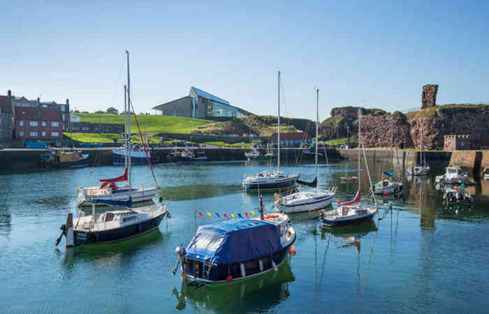 Dunbar Harbour 3