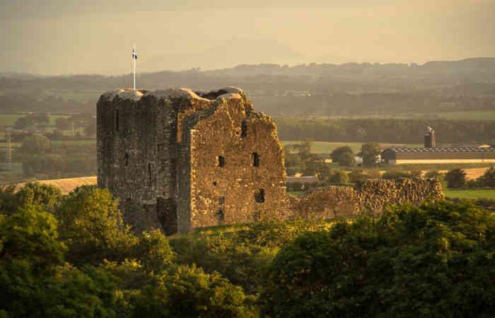 Dunstaffnage Castle 3