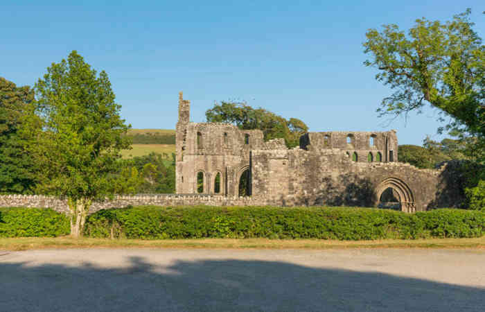 Dundrenna Abbey 4