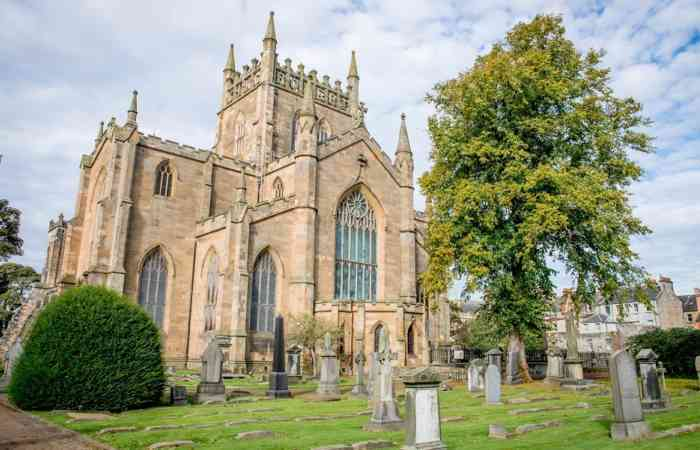 Dunfermline Abbey 1
