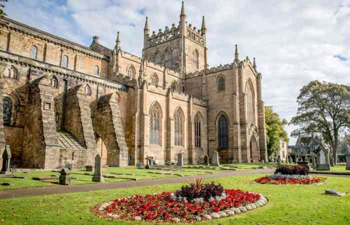 Dunfermline Abbey 3