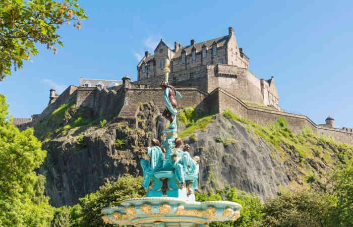 Edinburgh Castle 9