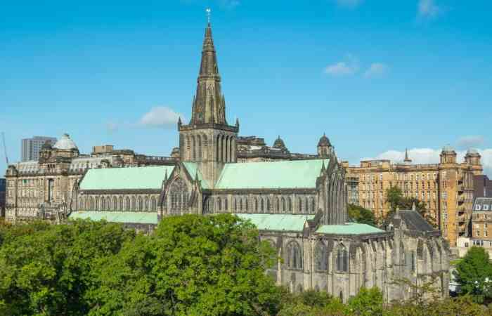 Glasgow Cathedral 2