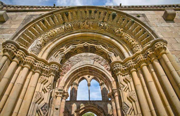 Jedburgh Abbey 2