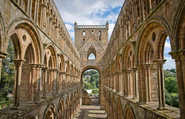 Holyrood Abbey 2 Hes 1 Year Use Re Size