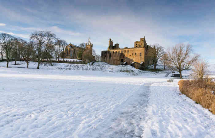 Linlithgow Palace 8