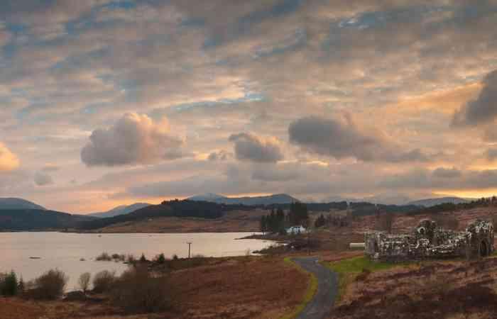 Loch Doon Castle 1