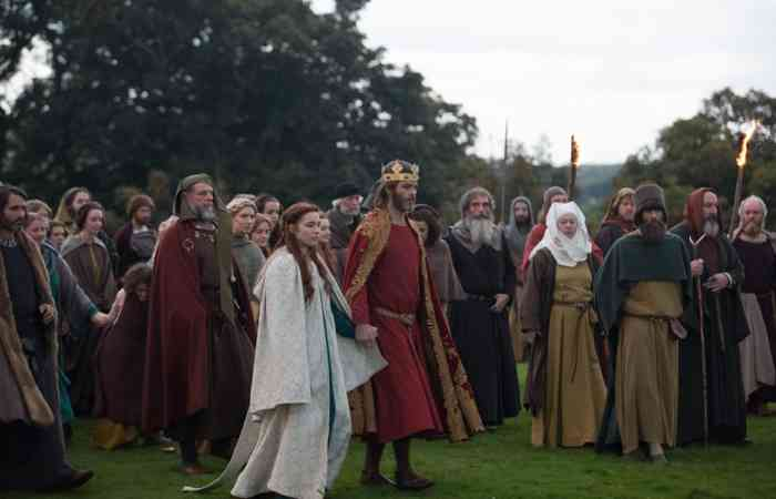 Outlaw King Robert I