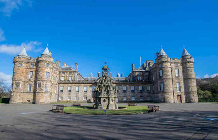 Palace Of Holyroodhouse 2