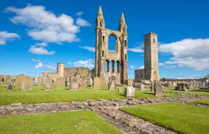 St Andrews Cathedral 4