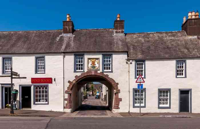 Whithorn The Pend