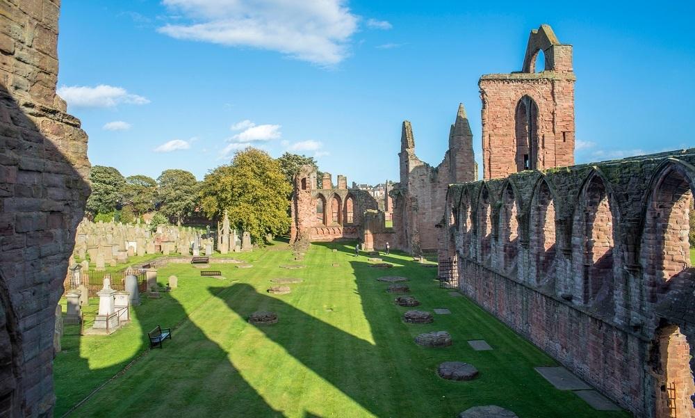 Arbroath Abbey 1