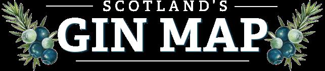 Visitscotland Scotland S Gin Map
