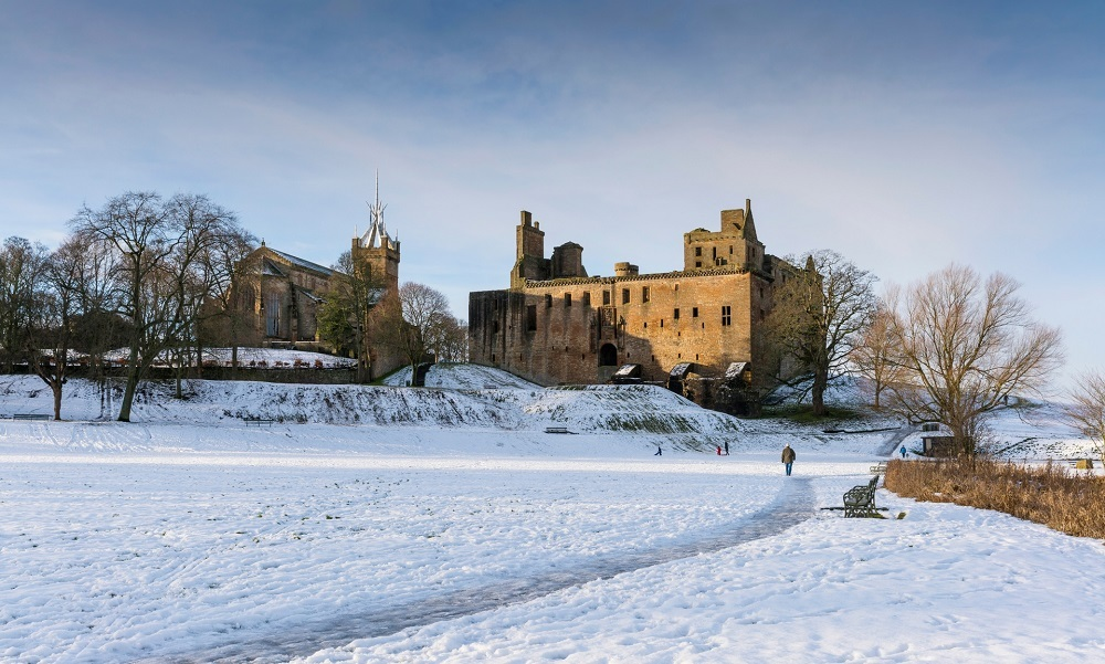 Linlithgow Palace 4