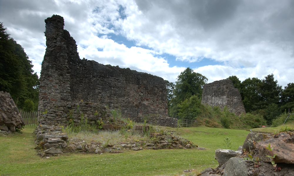 Lochmaben Castle 1 Hes 1 Year Use