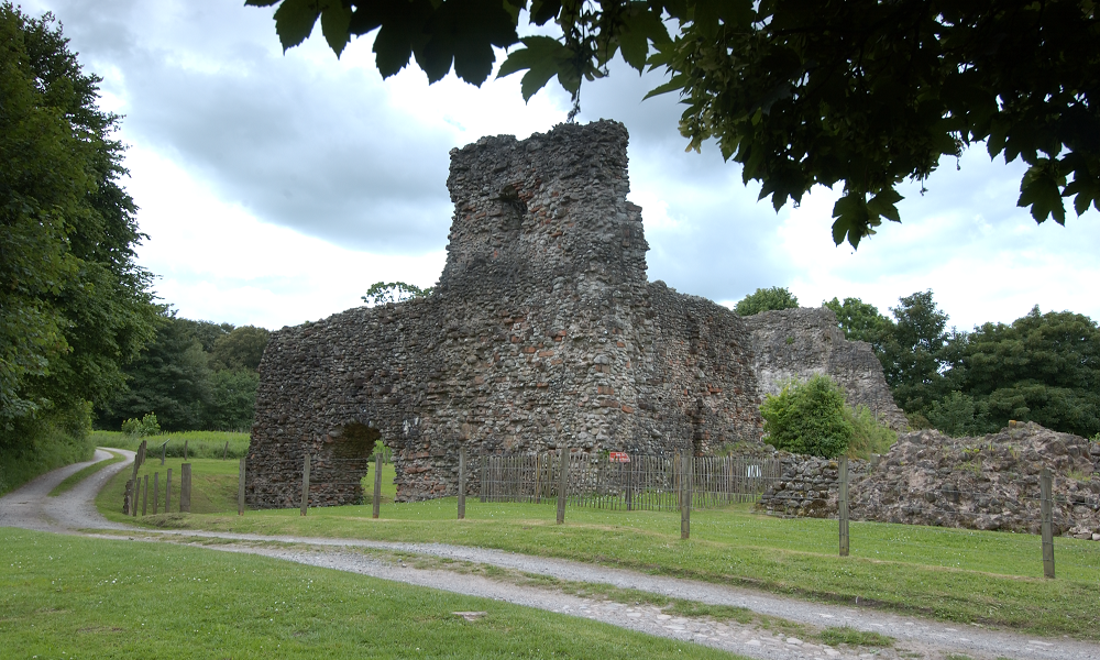 Lochmaben Castle 3 Hes 1 Year Use