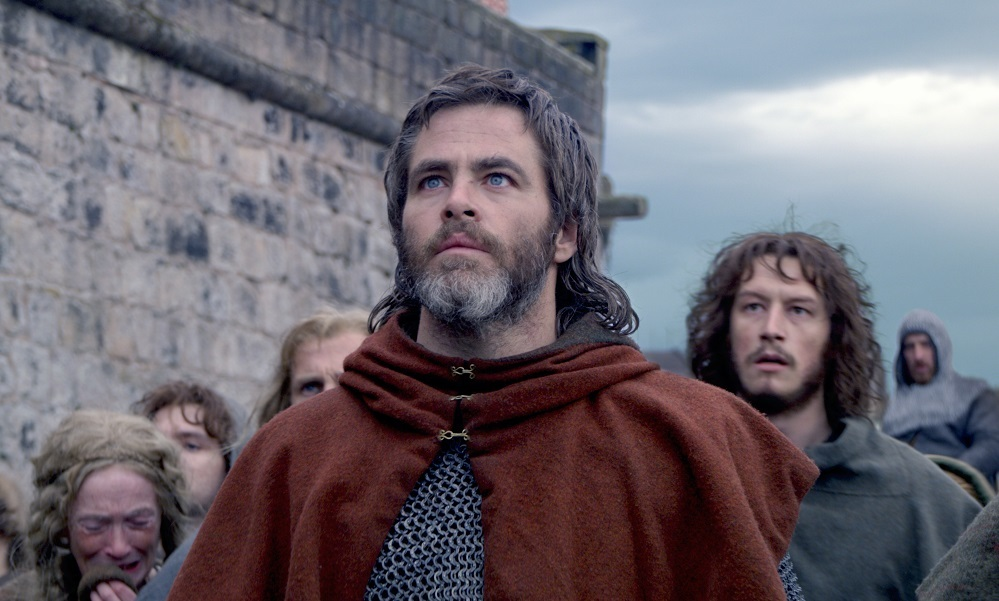 Outlaw King Berwick Upon Tweed