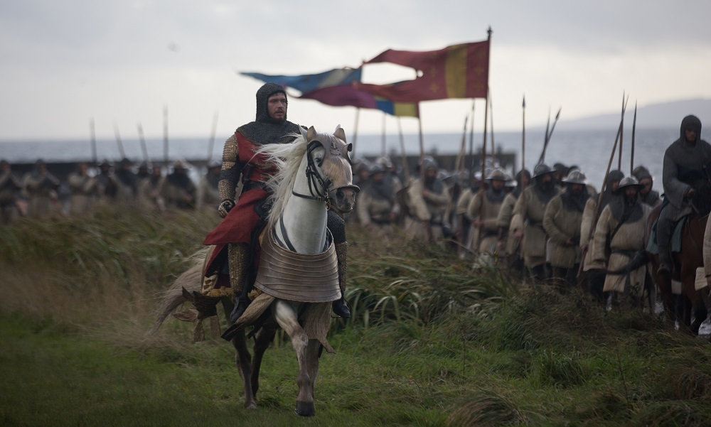 Outlaw King Soldiers