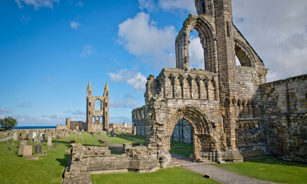 St Andrews Cathedral 1