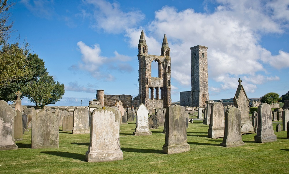 St Andrews Cathedral 2