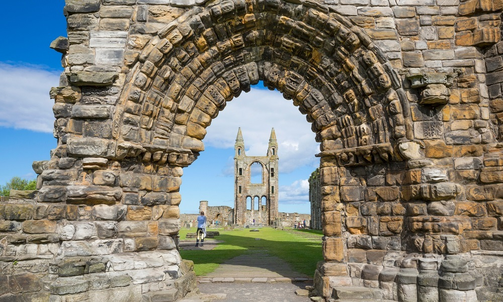 St Andrews Cathedral 3