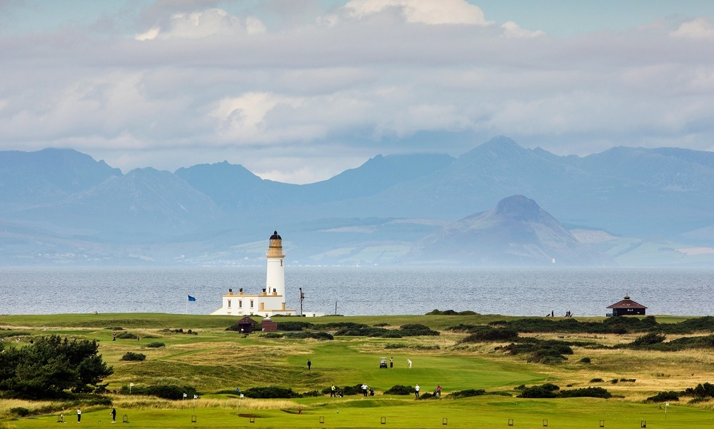 Turnberry Point Lighthouse